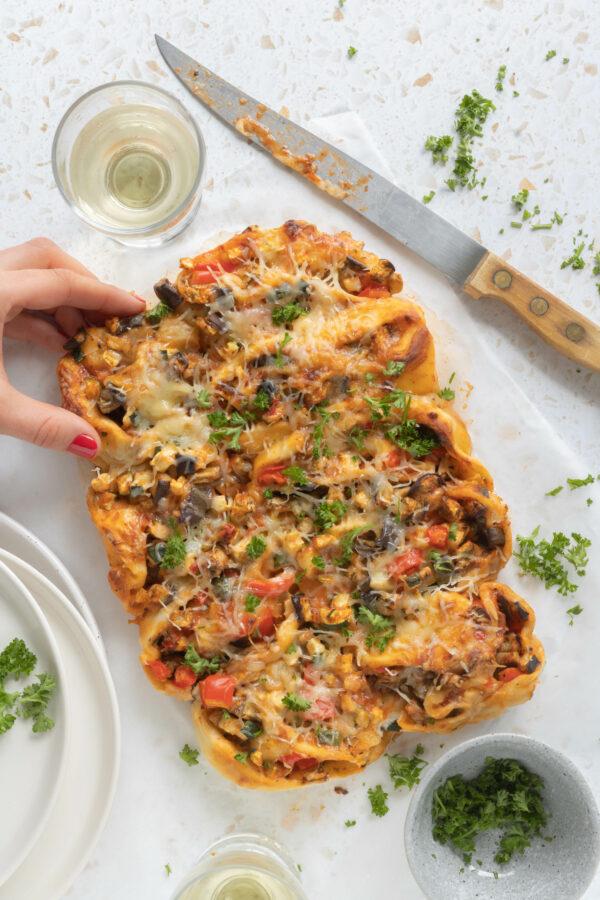 Pizzarolls om te smossen